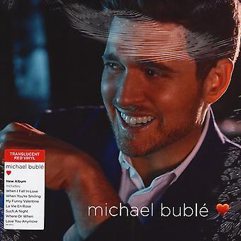 Michael Bublé – Love Red Vinyl