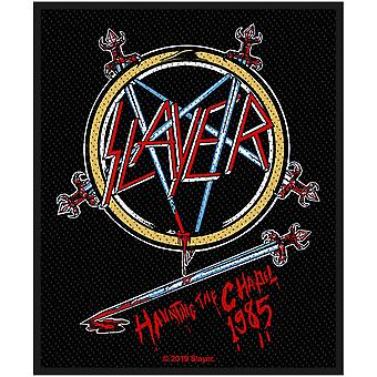 Slayer - Haunting The Chapel Standard Patch