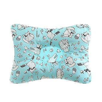 new n baby sleep support and prevent flat head pillow sm17883