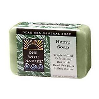 Eclectic Institute Inc Bar Soap, Peppermint 7 Oz