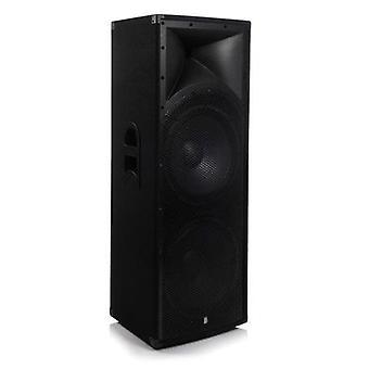 "Alpha twin 15"" passive 2400w peak speaker 4 ohm"