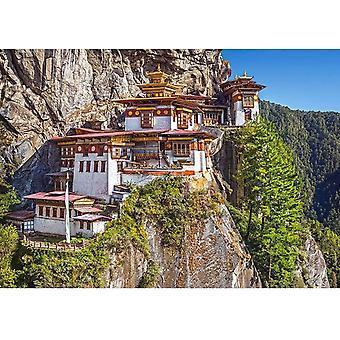 Castorland View of Paro Taktsang, Bhutan Jigsaw Puzzle (500 Pieces)