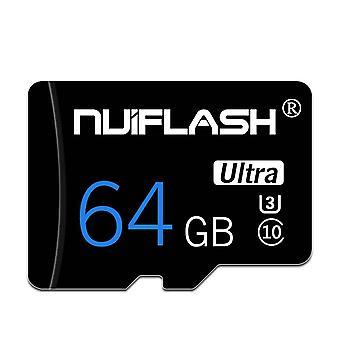 Micro sd kortit Nopea Muistikortit Class 10 ilmainen toimitus 64gb Micro SD kortit Samsungille