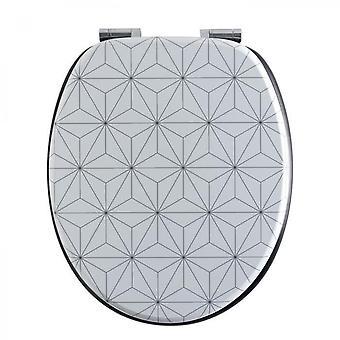 Abattant Trendy Line Origami Siège de toilette