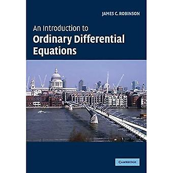 An Introduction to Ordinary Differential Equations (Cambridge Texts in Applied Mathematics)