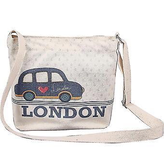 Plátěná nákupní taška přenosná řiditelná nákupní tote kabelka