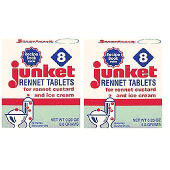 Junket juokset tabletit 2 kpl