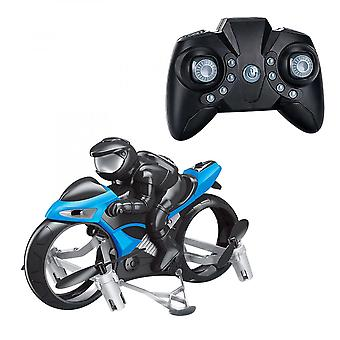 New Type Remote Control Plane Flying Motorcycle Land-air Dual-use Toy