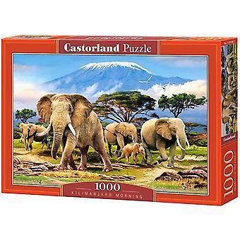 Castorland, Puzzle - Kilimanjaro - 1000 Pieces