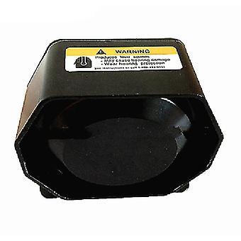 200w Extra Thin Loud Speaker For Car Siren Alarm Amplifier