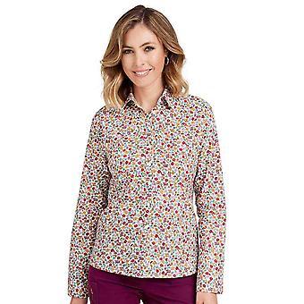 Amber Amber Long Sleeve Cotton Shirt