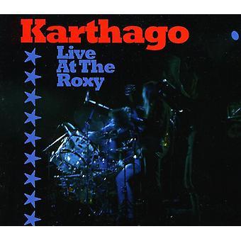 Karthago - Live at the Roxy [CD] USA import
