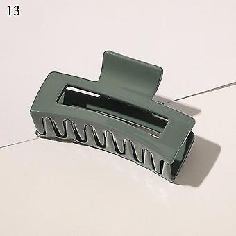 Nordisch inspiriertes Design umweltfreundliche Haarkrallenclips(55)