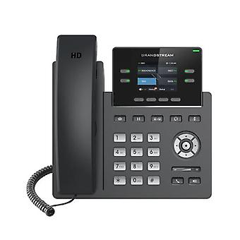 Grandstream 4 Line Ip Phone 2 Sip Accounts 320X240 Colour Screen