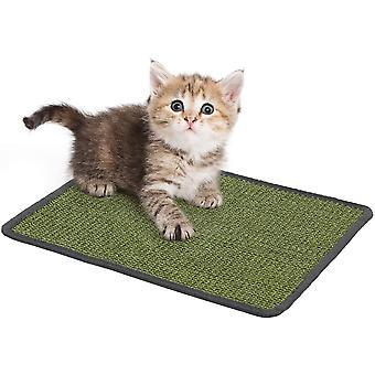 Cat Scratching Mat, Natural Sisal Scratching Mat