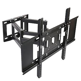 Für 37-65 Zoll TV Wandhalterung Mount Double Arm Tilt & Swivel