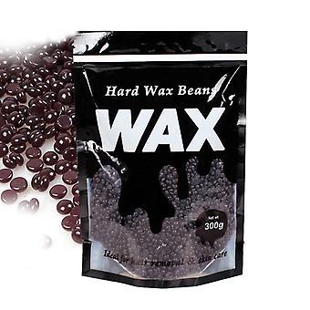 Brand Mall 10.5 Oz 300g Wax Bean No Peeling Hot Film Bikini Face Hair Removal
