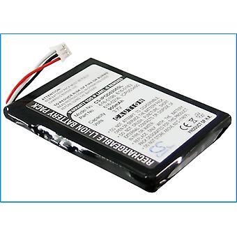 Battery for Apple iPOD Photo U2 20GB 30GB M9829 M9830 616-0206 MP3 Player 900mAh