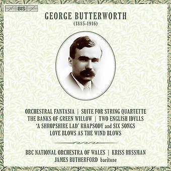 Butterworth, G. / Russman, Kriss - George Butterworth: Orchestral Works [SACD] USA import