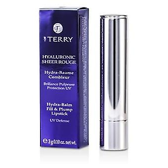 By Terry Hyaluronic Sheer Rouge Hydra Balm Fill & Plump Lipstick (uv Defense) - # 5 Dragon Pink - 3g/0.1oz