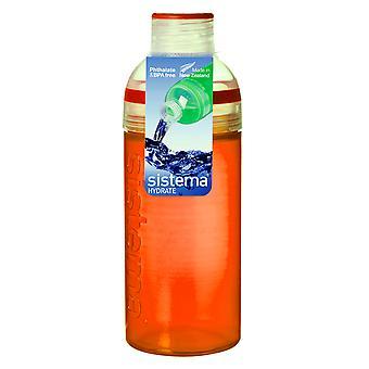 Sistema Trio Trinkflasche 580ml, Orange