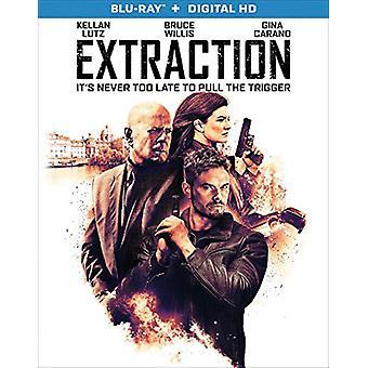 Importazione USA estrazione [Blu-ray]
