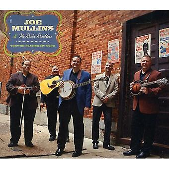 Joe Mullins & the Radio Ramblers - They're Playing My Song [CD] USA import