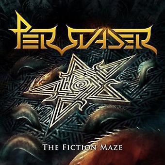 Persuader - Fiction Maze [CD] USA import