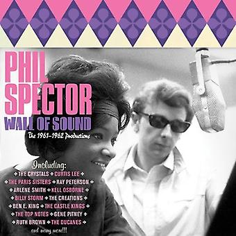 Phil Spector - Wall of Sound [CD] USA import