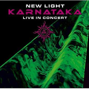 Karnataka - nouvel éclairage : Live in Concert [CD] USA import
