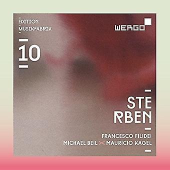Beil / Ensemble Musikfabrik / Brutscher - Sterben [CD] USA import