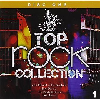 Top Rock collectie Disc 1-originele versies - Top Rock collectie Disc 1-originele versies [CD] USA importeren