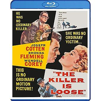 The Killer Is Loose [Blu-ray] USA import