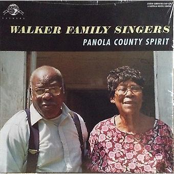Walker Family Singers - Panola County Spirit [Vinyl] USA import