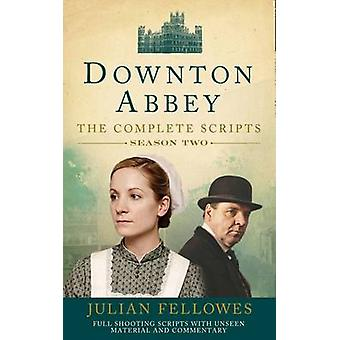 Downton Abbey seizoen 2 Scripts ambtenaar door Julian Fellowes