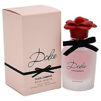 Dolce Dolce & Gabbana Rosa Excelsa Eau de Parfum EDP 75ml Spray