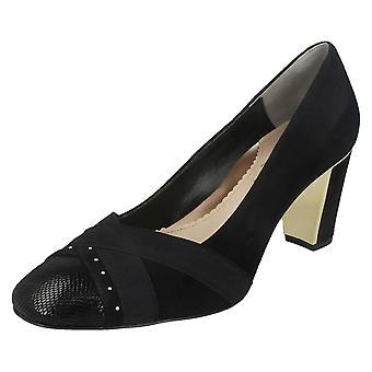 Ash Van Dal tribunal sapatos de senhoras
