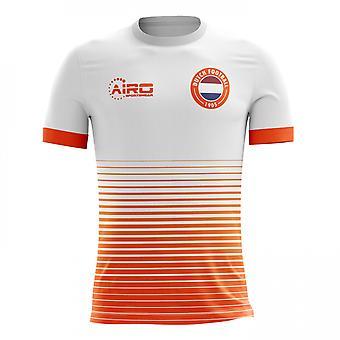 2020-2021 Holland Away Concept Jalkapallopaita (Kids)