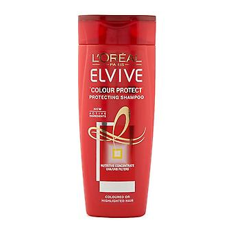 Loreal Elvive couleur protéger shampooing