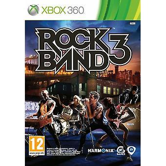 Rockband 3 (Xbox 360) - Als Nieuw