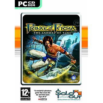 Prince of Persia Sands of Time (PC)-fabriken förseglad