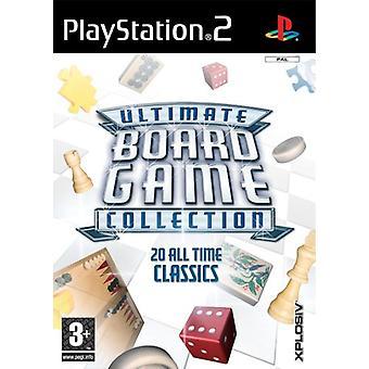 Ultimate Board Games (PS2) - Usine scellée