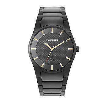 Kenneth Cole New York homens relógio de pulso inox KC15103002