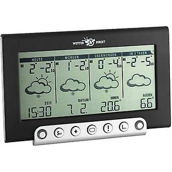 TFA Dostmann Tempesta 300 35.5050 SAT weather station Forecasts for 4 days