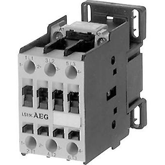 General Electric LS5K.01A00 Contactor 3 makers 5.5 kW 230 V AC + auxiliary contact 1 pc(s)