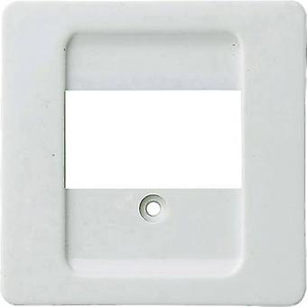 GAO Cover TAE socket Business Line Polar white EFE800TAE pw