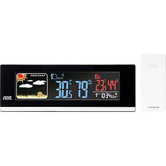 ADE WS 1601 drahtlose digitale Wetterstation Prognosen für 1 Tag