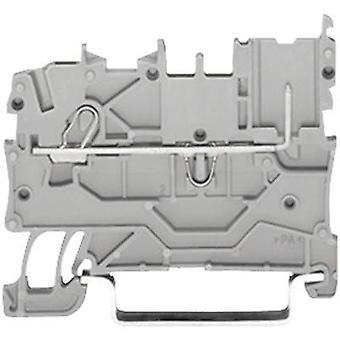 WAGO 2020-1204 Basis terminal 3,50 mm Pull Frühling Konfiguration: N Blue 1 PC