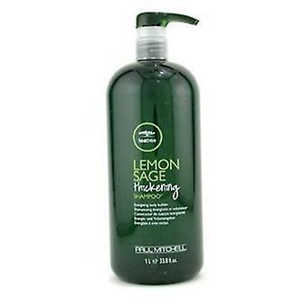 Paul Mitchell Tea Tree Lemon Sage Thickening Shampoo (energizing Body Builder) - 1000ml/33.8oz