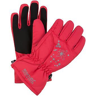 Regatta Boys & Girls Arlie II Waterproof Thermal Walking Winter Gloves